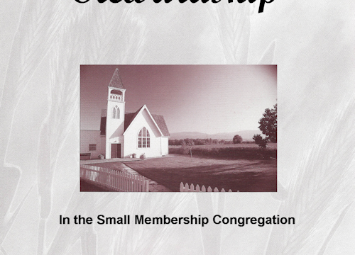 Stewardship in the Small Membership Congregation