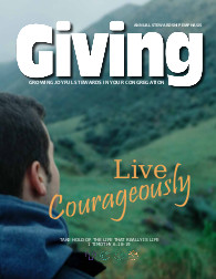 New Resources Feature Live Courageously Theme