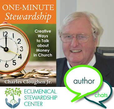 September Author Chat Will Feature One Minute Stewardship