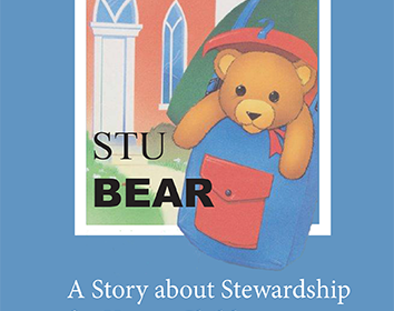 Stu Bear Children's Book Now Available