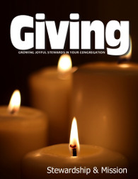 Giving Magazine volume 21 is now available